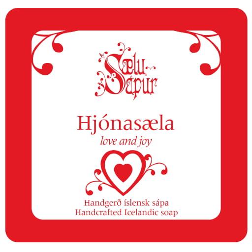 Hjónasæla logo